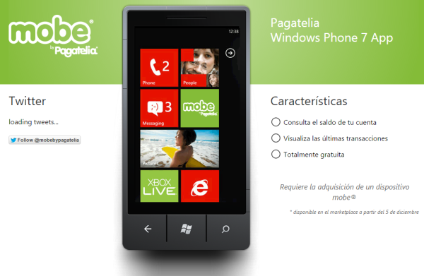 Pagatelia Windows Phone
