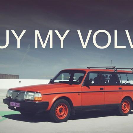 el arte de vender tu viejo coche buy my volvo luxury defined