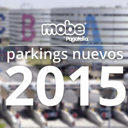mobe via t pagatelia nuevos parkings 2015 estaciones trenes aeropuertos renfe aena
