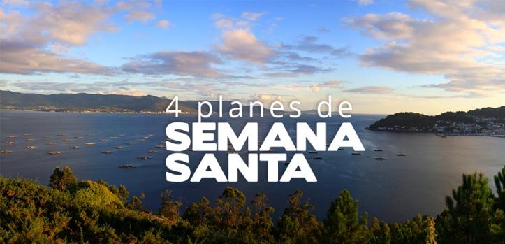 Semana Santa Planes Vacaciones Costa