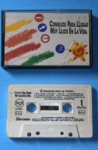 gomaespuma cinta cassette dgt consejos para llegar muy lejos en la vida