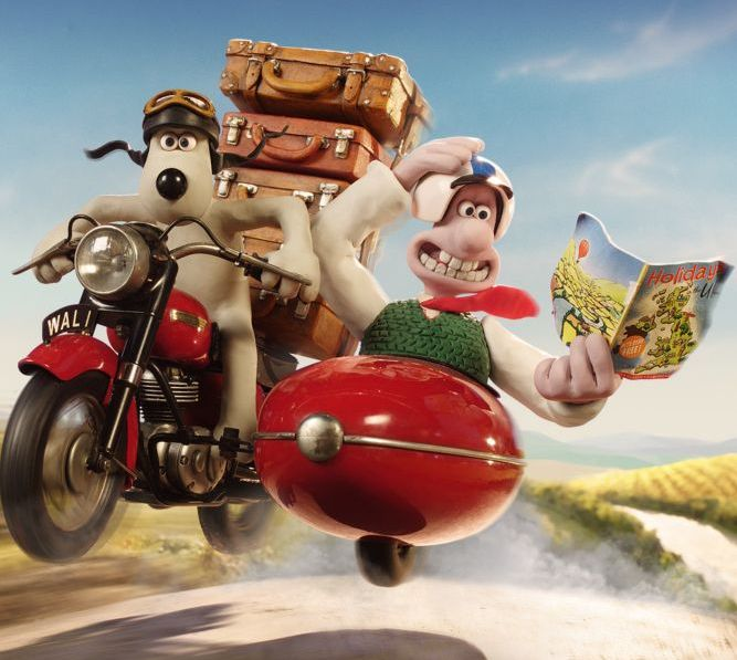 Sidecars-cine-televisión-wallace-gromit