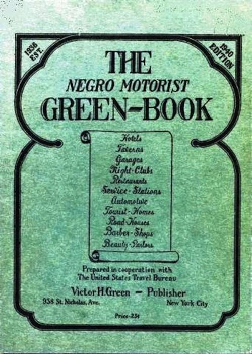 El libro verde del automovilista negro